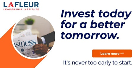 Investing 101: The Steps to $1 Million Webinar tickets