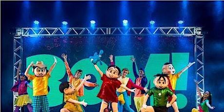 Desconto! Turma da Mônica Show no Arena Vibez Drive-In tickets
