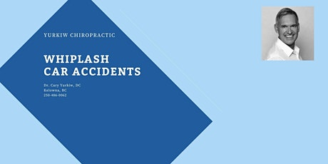 Whiplash?  Join us to learn more about how we can help! tickets