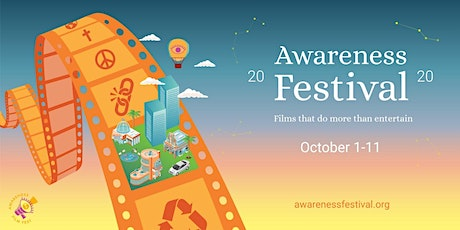 Awareness Film Festival 2020: October 5th tickets