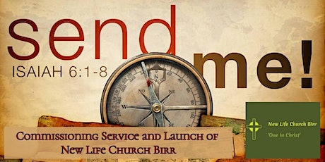 Launch and Commissioning of New Life Church Birr tickets