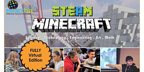 BESThq's Virtual STEAM Minecraft Night (10/16) tickets