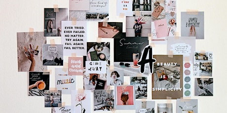 Create a Vision Board to Attract Your Goals tickets