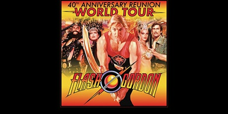 Flash Gordon 40th Anniversary tickets