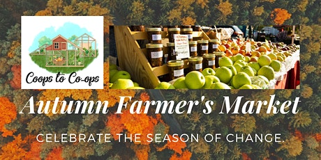 Autumn Farmer's Market at Coops tickets