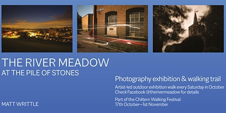 Outdoor Photography Exhibition - Guided Walk by Photographer Matt Writtle tickets