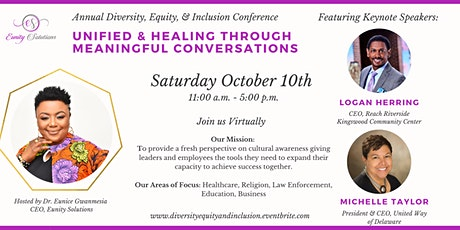 Annual Diversity, Equity & Inclusion Conference tickets