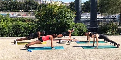 Outdoor TNL 58 Workout @ Quai de Seine