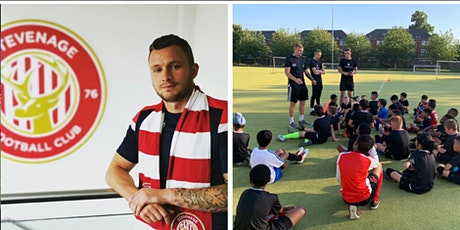 FREE FOOTBALL SKILLS SESSION IN STEVENAGE WITH DEAN PARRETT tickets