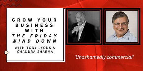 Grow your Business up on our Friday Wind down! tickets