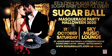 SUGAR BALL Halloween Masquerade tickets