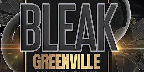BLEAK GREENVILLE tickets