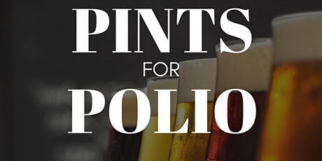 PINTS FOR POLIO with Rotary Waterford Valley tickets