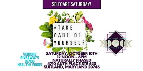 SelfCare Saturday tickets