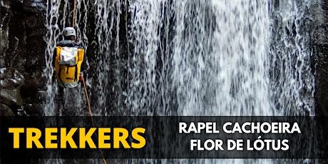 Rapel Lótus - Cachoeira Iniciantes ingressos