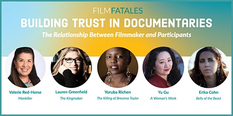 Building Trust in Documentaries tickets