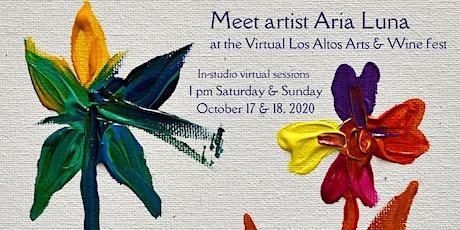 In Studio with Aria Luna tickets