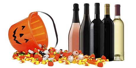 Wine and Halloween Candy Pairing Experience tickets