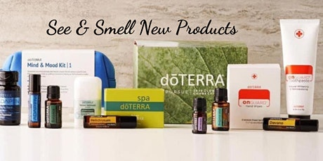 doTERRA New Product See and Smell Gathering - Outside tickets