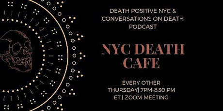 NYC Death Cafe tickets