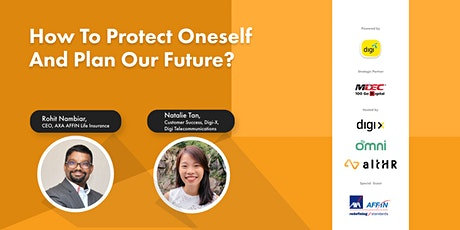 How To Protect Oneself And Plan Our Future? tickets