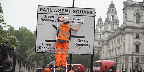 A Green Recovery: the Future of Transport in Southwark tickets