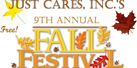 9th Annual Just Cares Fall Festival tickets