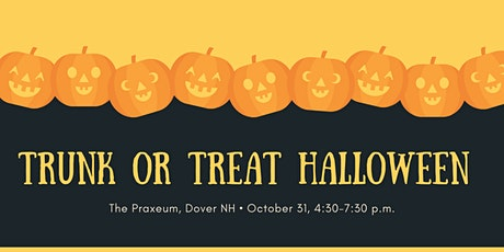 Praxeum Trunk or Treat Halloween Party tickets