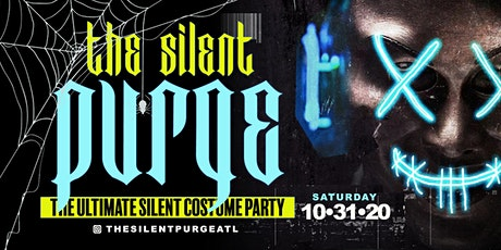 The Silent Purge: The Ultimate Silent Costume Party tickets