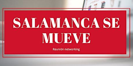 Reunión networking: Salamanca Se Mueve tickets