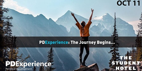 PDExperience The journey begins... tickets