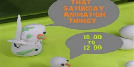 That Saturday Animation Thingy tickets