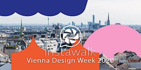 instawalk - Vienna Design Week 2020 Tickets