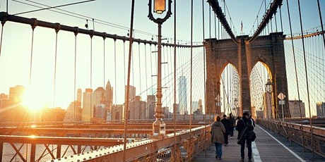 Brooklyn Bridge Date Walking (Singles Sunset Stroll) tickets