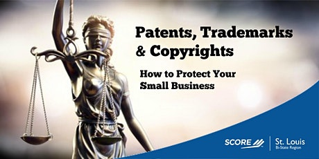 Patents, Trademarks and Copyrights 12092020 tickets