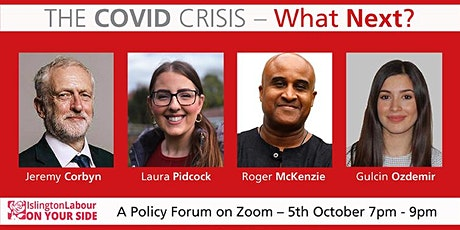 The Covid Crisis - What Next? tickets