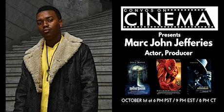 Convos On Cinema Presents: Marc John Jefferies tickets