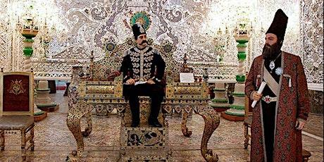 Virtual Tour of Persia Plus tickets