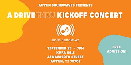 Austin Soundwaves Drive-Thru Concert at KMFA tickets