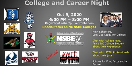College and Career Night (Virtual) tickets