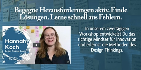 Design Thinking Basics -  2-tägiger Workshop in Bozen Tickets