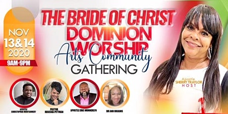Dominion Worship Arts Gathering 2020 tickets