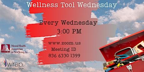 Wellness Tool Wednesday tickets