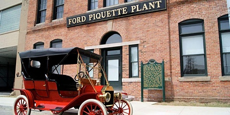 Ford Piquette Avenue Plant November Tours tickets