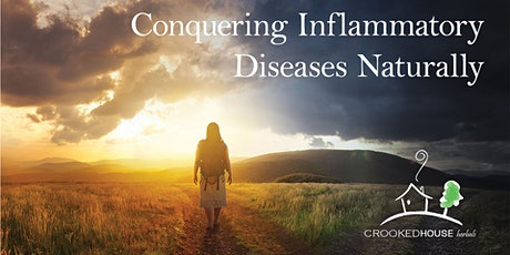 Conquering Inflammatory Diseases Naturally tickets