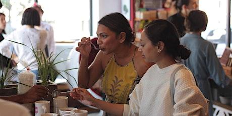 The Coffee Club  @  Shanti Cafe: Taste Sensation! tickets