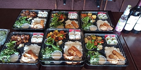 Yume  Japanese Restaurant Comes to Wine Down Wednesday Sept. 30th tickets
