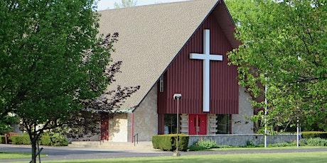 Christ Episcopal Church - Outdoor Communion Service tickets