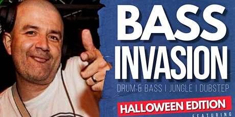 BASS INVASION | HALLOWEEN EDITION | FEATURING NICKY BLACKMARKET & GUESTS tickets