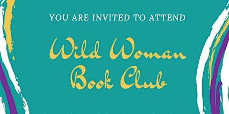 Wild Women Book Club tickets
